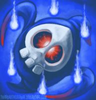 Duskull used Will-O-Wisp