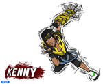 Hype Fan Art- Kenny by Hawke525