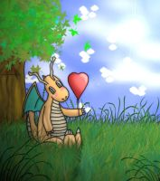 Dragonite Luff by EXP282