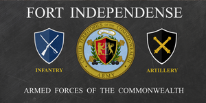 FALLOUT: Fort Independence Sign by okiir