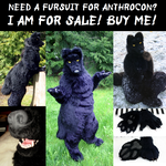 Need a fursuit for AC? BUY ME! by fenrirschild