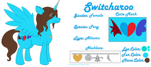 Switcharoo by Invader-Mika7