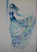 Fashion collection Elements: Water by deni-8