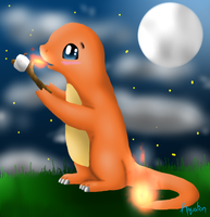 Charmander by Watertrack