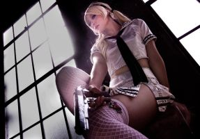 Sucker Punch/BABYDOLL/SHOW GIRL04 by ou-oneone