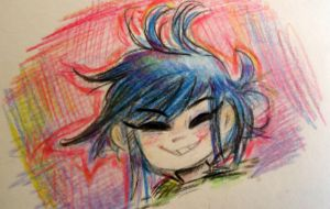 'Noodle' by cATinYt