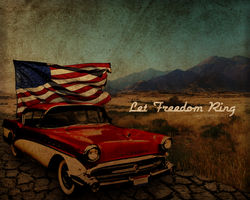 Let Freedom Ring by WayvDesigns