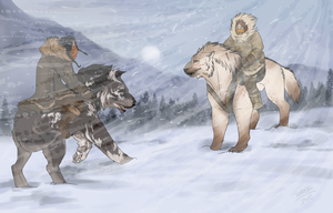 [RoF] - Fortitude: Harsh Winter Sojourn by tsareia