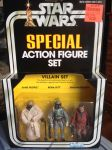 Star Wars action figures by Simpsonsfanatic33