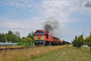 M62 203 with difficult freight by morpheus880223