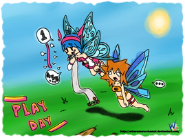 Play Day by Wharomaru-Zhamal