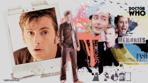 The Tenth Doctor by HappinessIsMusic