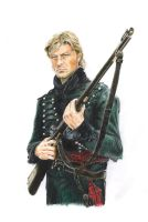 Richard Sharpe by Saxon-wolf23