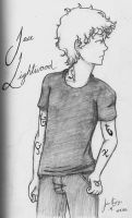 Jace Lightwood by guardian-angel15