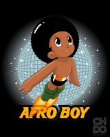 AFRO BOY by ChidoWear