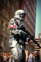 ODST Trooper by kisses1991