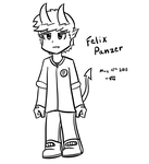 Felix Panzer! by VioletLinked