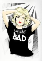 Debbie Harry by viper456
