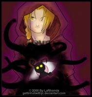 Edward Elric and a Heartless by MissKingdomVII