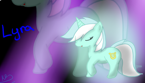 Lyra- Wallpaper by Kurai-Phantom