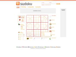 Sudoku website by plechi