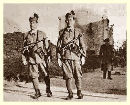WW2 Hungarian soldiers by superweapons1956HUN