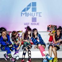 4minute - Hot Issue Cover by 0o-Lost-o0