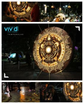 Temporalas for VIVID Sydney 2013 by Simanion