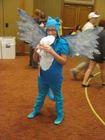 Animefest '12 - Happy 1 by TexConChaser