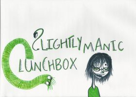 Slightly Manic Lunchbox by Gennabeec