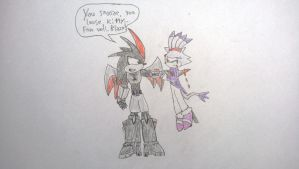 Starscream kills Blaze by Deceptihog001