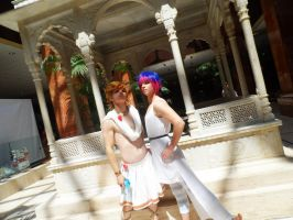 Holy....Maidens? by OotoriGroupCosplay