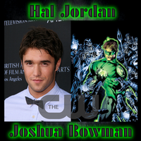 Hal Jordan Fancast by AJSipriano