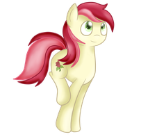 Roseluck without BG by Paylette