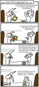 Starvation Rant by MidnightDoodles