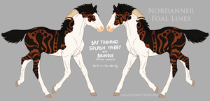 8071 Foal Reference by horsy1050