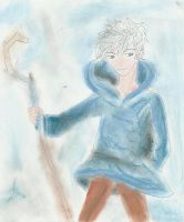 Jack Frost (request) by nebotte35