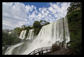 Iguazu Falls by oceanbased