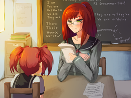 :gift: Tmm - Revision with Sensei Hartman by RockuSocku