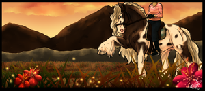 Fields of Gold by Katchihe