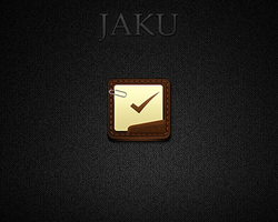 2Do for Jaku iOS Theme by pedrocastro