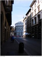 Walking around Florence VIII by Aizen-Taichou