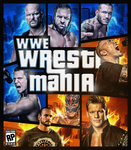 Wrestlemania The Game Fan made Cover ( gta style ) by PHILLIPJACKBROOKS