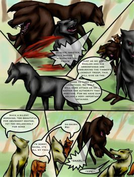 King Of Wolves page 28 by ellathehepcat