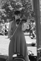 Violinist 2 by Aphoticbeauty
