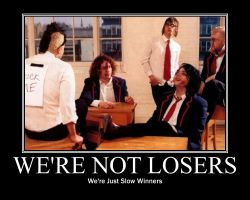 We aren't losers! by The-MCR-Fan-Club