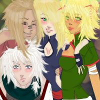Team Blondie. by yumyumstrawberries