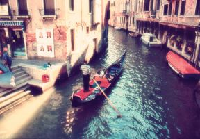 'Street' of Venice by MonicaYar