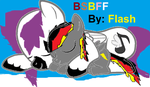 BSBFF 1: Sleeping Together by Ask-Neon-The-Alicorn