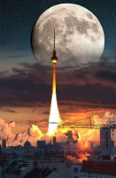 Berlin Rocket by osksta